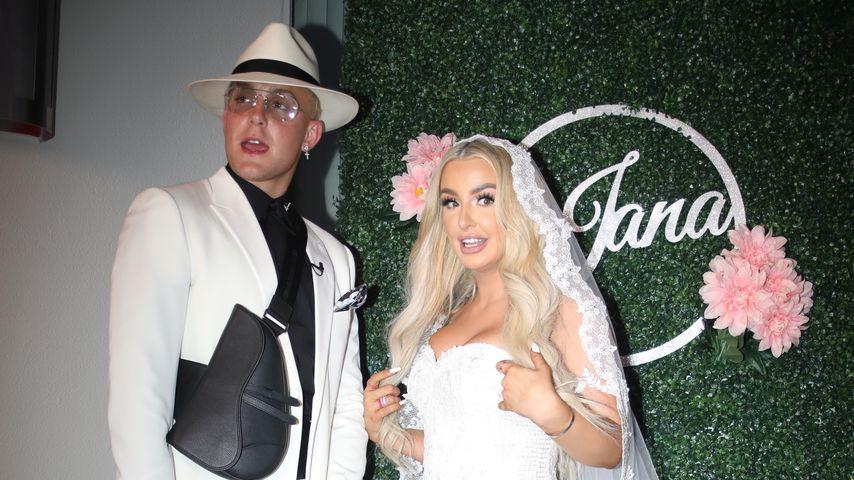Blitzhochzeit: Jake Paul und Tana Mongeau haben Ja gesagt!