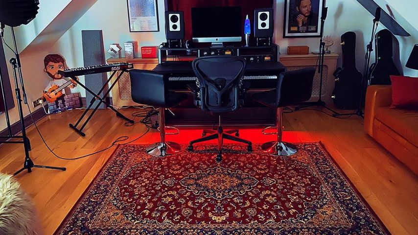 James Arthurs Studio