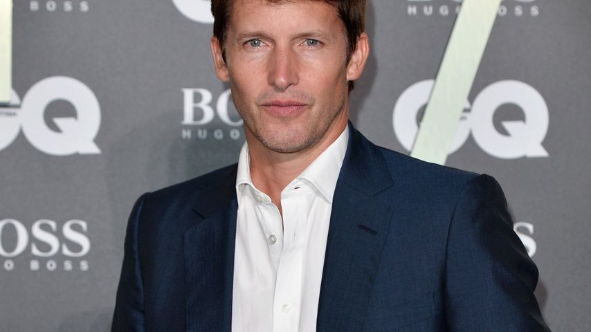 James Blunt bei den GQ Men Of The Year Awards 2019