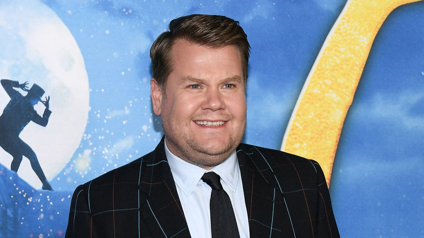 James Corden im Dezember 2019 in New York