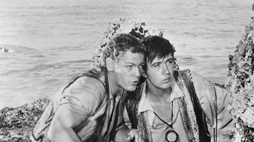 James MacArthur und Tommy Kirk
