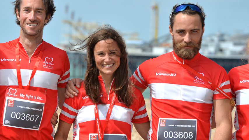 James Matthews, Pippa und James Middleton