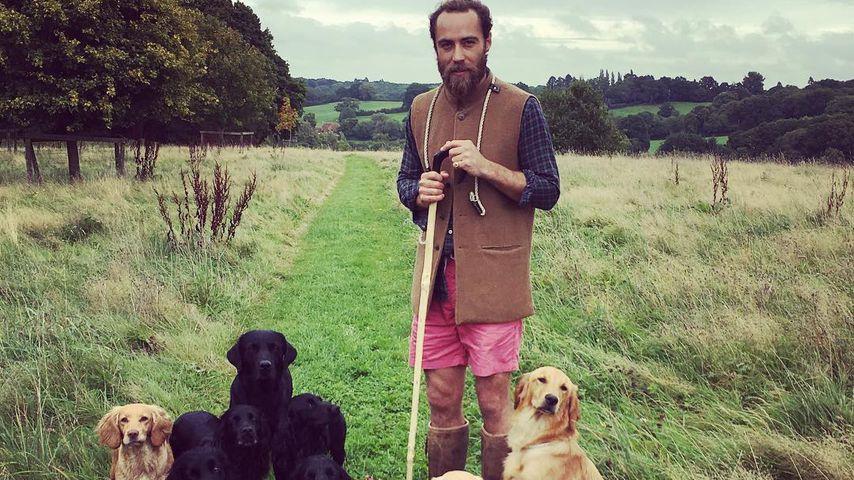 James Middleton, Unternehmer und Bruder von Herzogin Kate