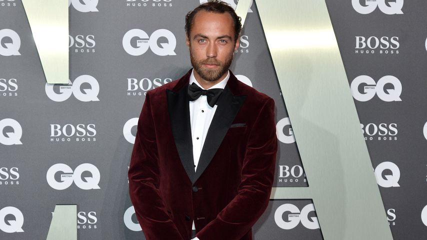 James Middleton im Jahr 2019