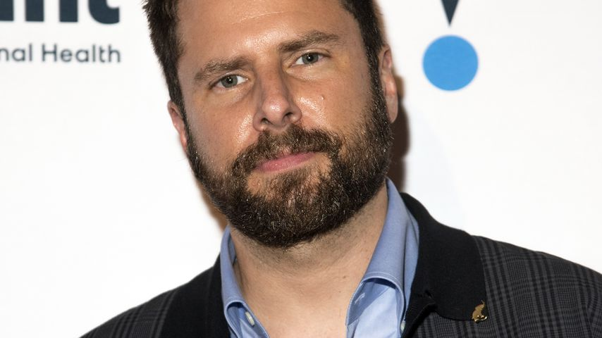 James Roday auf einer Gala in NYC im Mai 2019