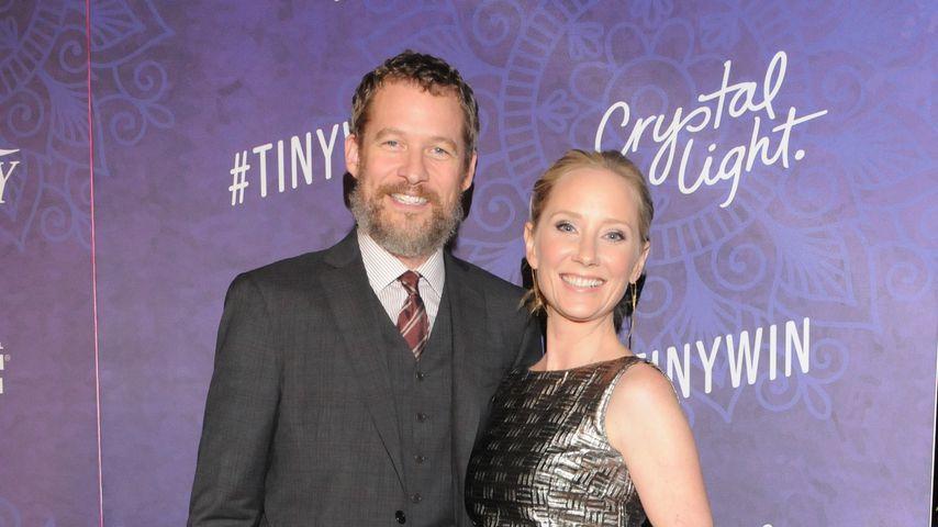 James Tupper und Anne Heche bei den Variety and Women in Film Emmy Nominee Celebrations