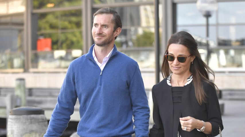 James Matthews und Pippa Middleton in Sydney