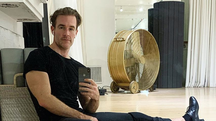 James Van der Beek, Oktober 2017