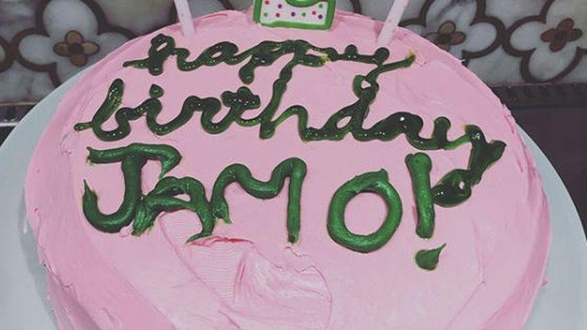 Jameson Moons Geburtstagstorte