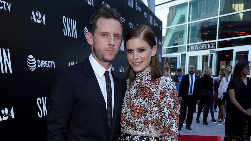 Jamie Bell und Kate Mara: Erster Red Carpet nach Entbindung!