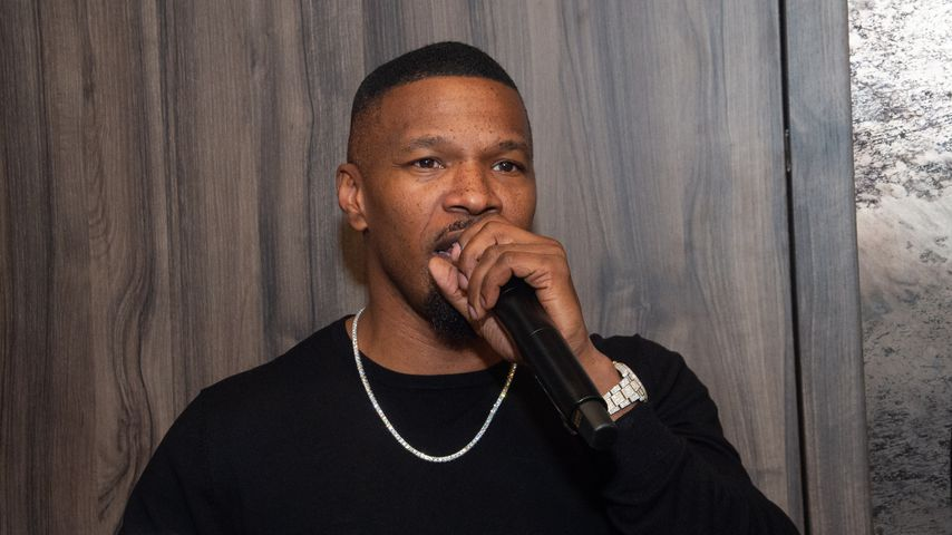 Jamie Foxx im Februar 2020 in New York