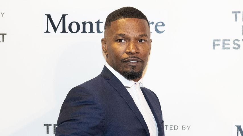 Jamie Foxx in New York 2018