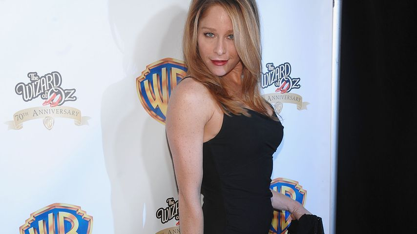 Jamie Luner in New York, 2009