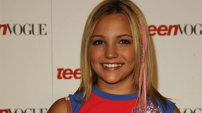 Jamie Lynn Spears bei einer Teen Vogue Party, 2003