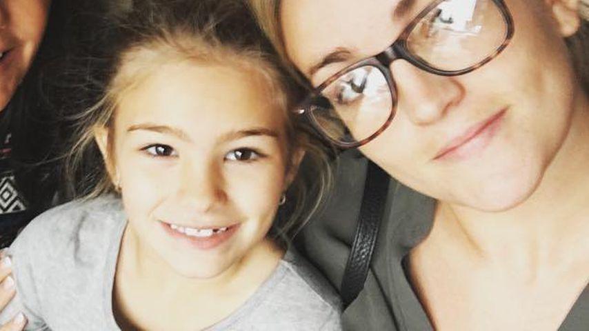 Jamie Lynn Spears und ihre Tochter Maddie (v.r.)