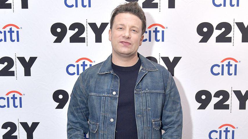 Jamie Oliver in New York