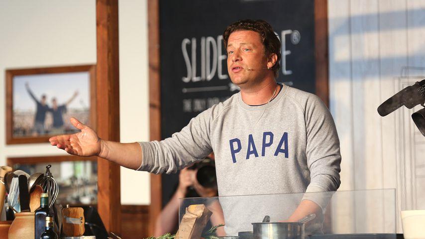 Jamie Oliver beim The Big Feastival