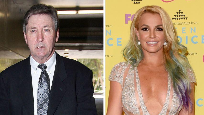 Offiziell: Jamie Spears ist nicht mehr Britneys Vormund