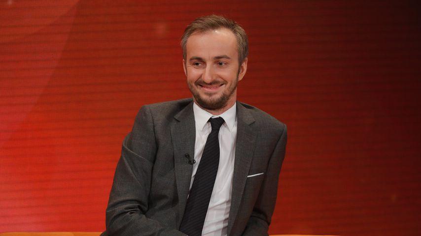 """Jan Böhmermann bei der ZDF-Show """"Menschen 2016"""""""