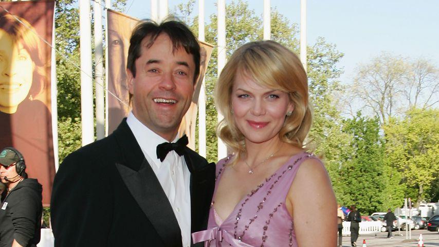 Jan Josef Liefers und Anna Loos beim Deutschen Filmpreis, 2007