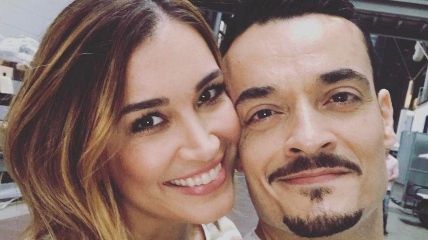 Er wollte ausziehen: Jana Ina & Giovanni beichten Ehekrise!