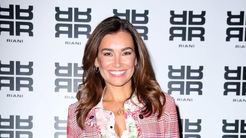 Jana Ina Zarrella bei der Berlin Fashion Week