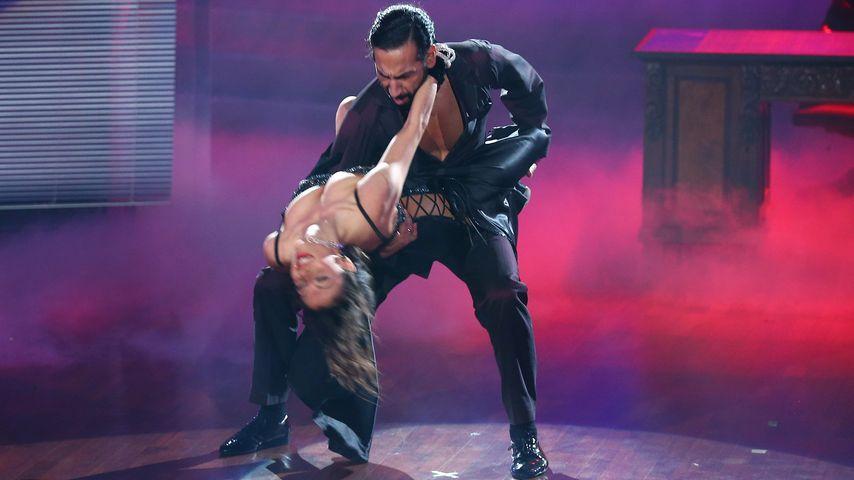 Das hält Jana Pallaskes Freund von ihren Tänzen mit Massimo