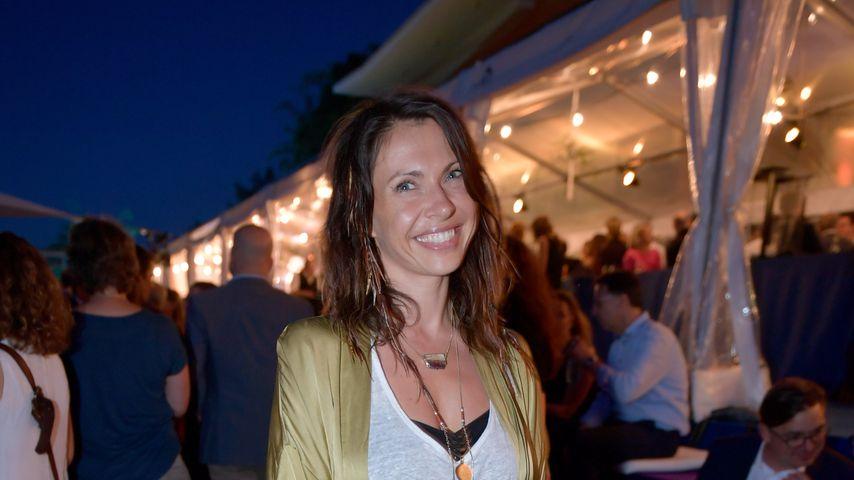 Jana Pallaske beim Produzentenfest 2018 in Berlin