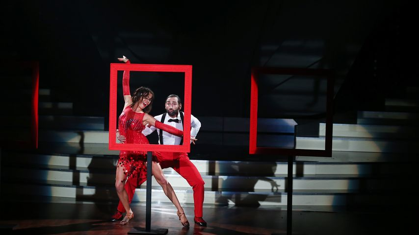 Jana Pallaske und Massimo Sinató
