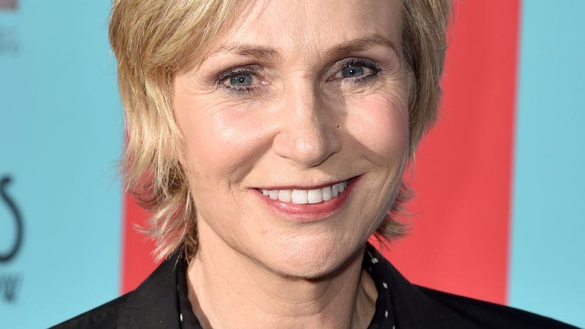 "Jane Lynch, ""Glee""-Star"