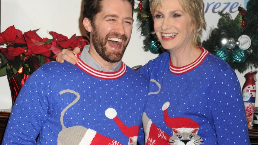 Jane Lynch und Matthew Morrison
