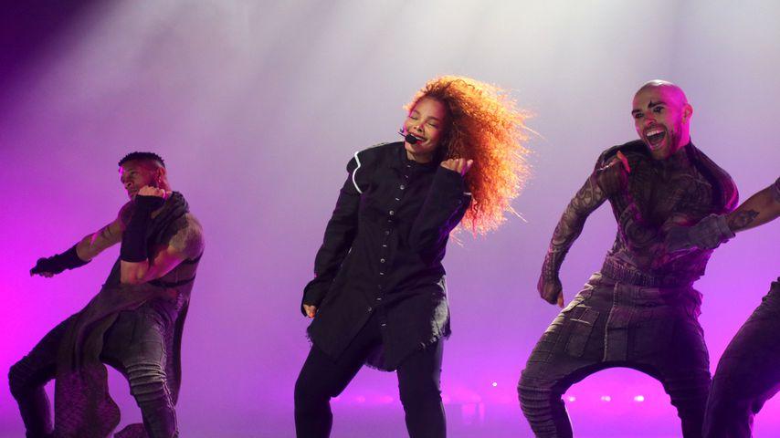 Janet Jackson bei ihrer Show in Las Vegas im Mai 2019