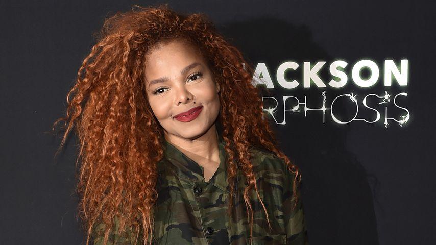 Janet Jackson im Mai 2019
