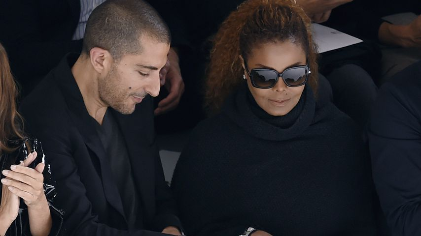 Janet Jackson und Wissam Al Mana