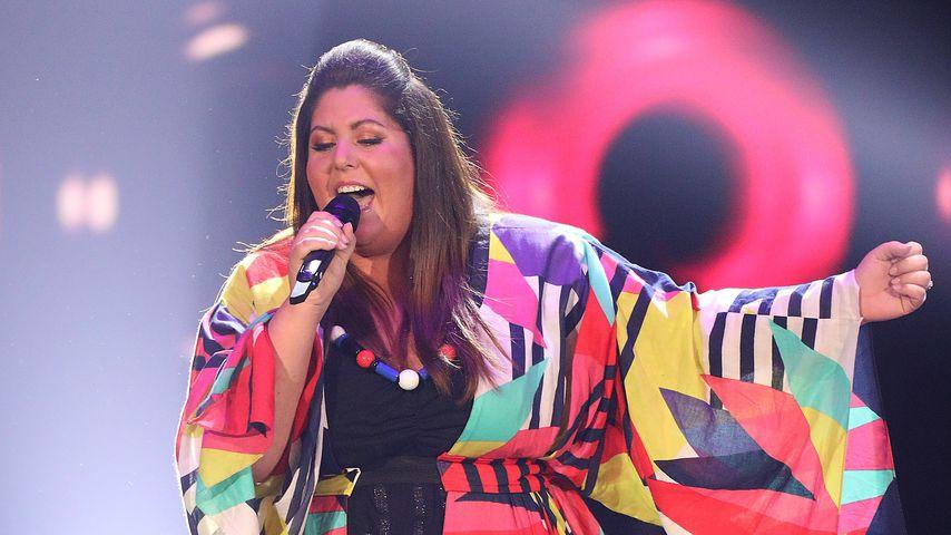 Im Finale: Provoziert DSDS-Janina wieder mit ihrem Outfit?