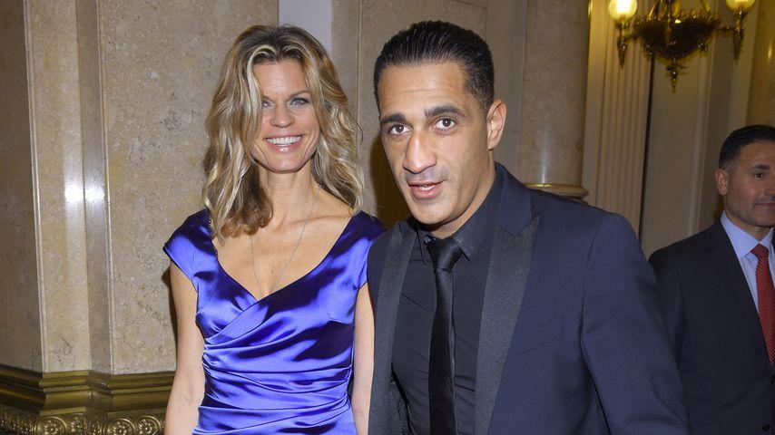 Janina Özen-Otto und ihr Mann Ismail Özen