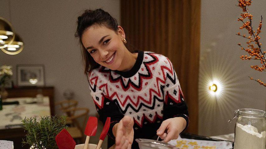 Janina Uhse, Dezember 2020