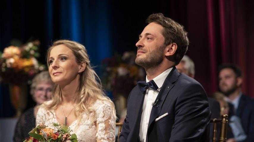 """Janina und Dennis, """"Hochzeit auf den ersten Blick""""-Teilnehmer 2020"""
