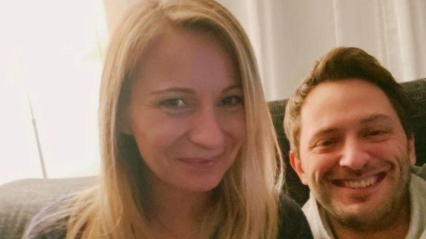 """Janina und Dennis von """"Hochzeit auf den ersten Blick"""" 2020"""