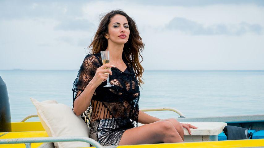 "Janina Youssefian bei ""Adam sucht Eva"""