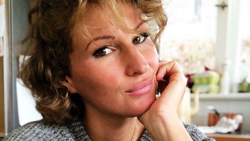 Bald-Mama Janni Kusmagk trägt plötzlich eine Kurzhaar-Frisur