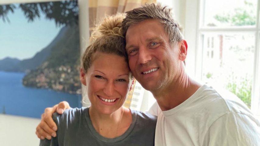 Süßer Liebesgruß von Janni: Peer Kusmagk wird 45 Jahre alt!