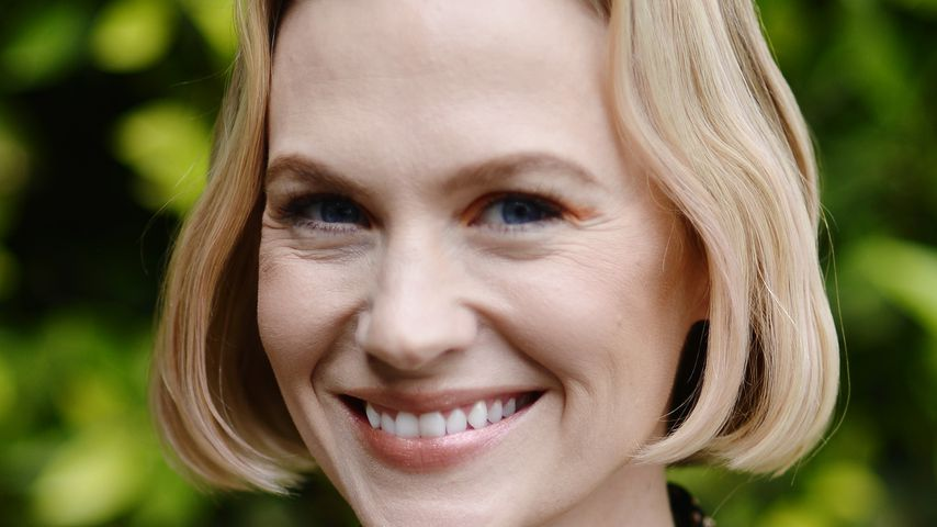 January Jones im März 2020