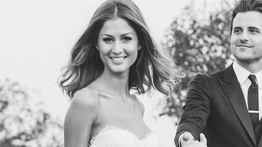 Schöne Braut! Kings of Leon-Bassist hat geheiratet