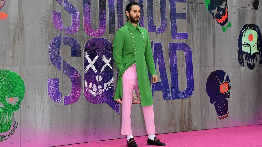 """Jared Leto bei der Eropa-Premiere von """"Suicide Squad"""", August 2016"""
