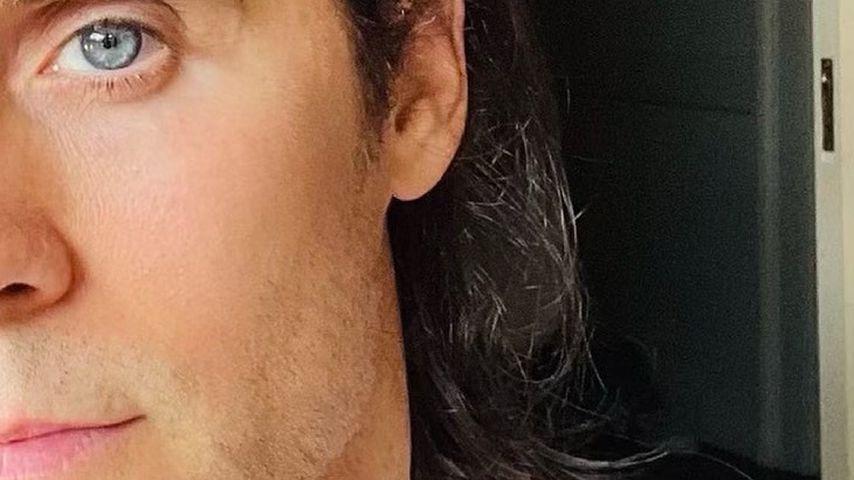 Jared Leto mit kürzeren Haaren