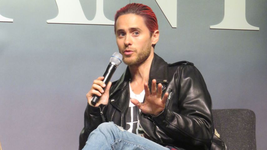 Jared Leto beim European Innovation Festival
