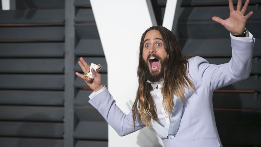 Jared Leto bei der Vanity Fair Oscar Party 2015