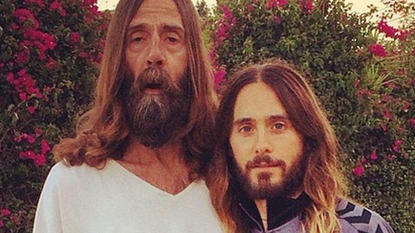 """Jared Leto zu Ostern: Style-Vergleich mit """"Jesus"""""""