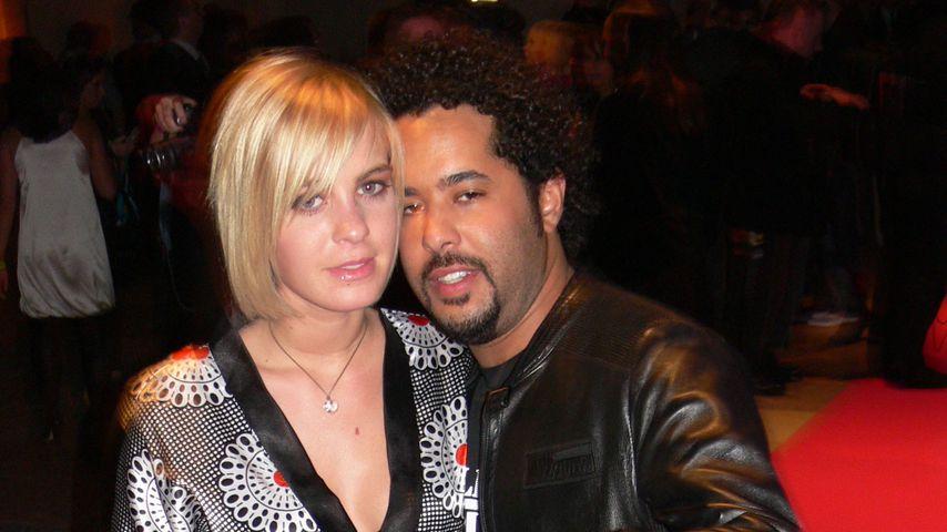 Jasmin und Adel Tawil im Februar 2008